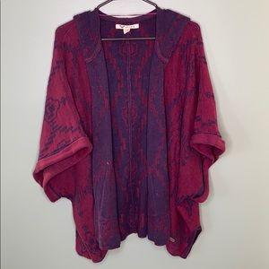 Roxy Half Sleeve Knit Cardigan